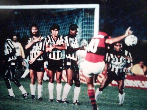 Zico ● 44 Free Kick goals //  44 gols de falta ● HD