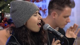 Video Uforia Lounge: Alessia Cara - Scars To Your Beautiful download MP3, 3GP, MP4, WEBM, AVI, FLV Agustus 2018