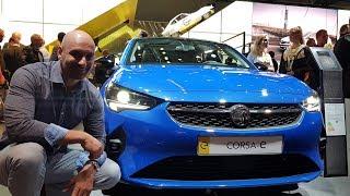Opel Corsa e - Auch Opel wird elektrisch - UND WIE!