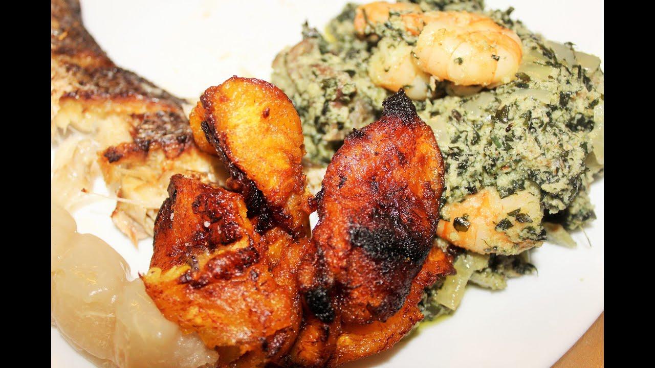 Cuisine africaine ndol express recette facile rapide cameroun youtube - Cuisine africaine facile ...