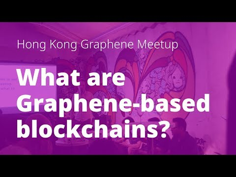 What are Graphene-based blockchains?