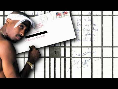 NEVER BEFORE SEEN 2PAC POETRY IN NEWLY UNCOVERED JAIL HOUSE LETTER (UP FOR AUCTION)