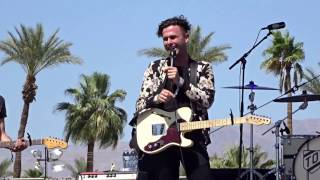 Arkells - Never Thought That This Would Happen - Live Coachella 2017