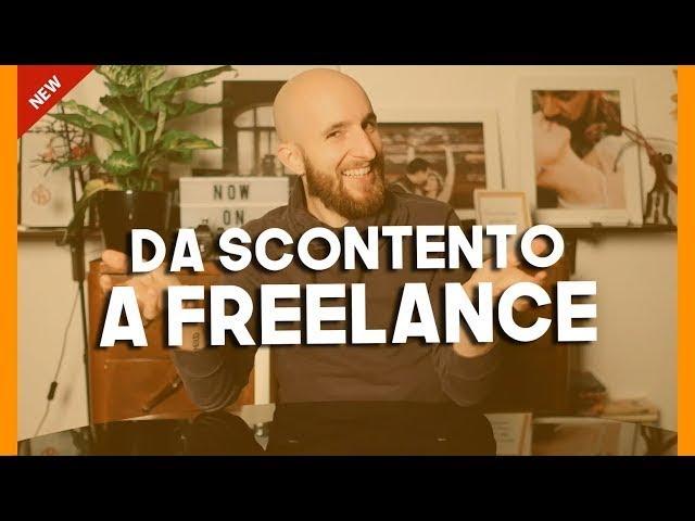 Michael Bertolasi - DA ZERO A FREELANCE :: LA MIA STORIA