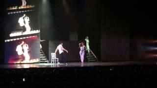 Dancing With The Stars Live Tour ~ Alan, Sharna, Jenna, Hayley  'Mambo No. 5'