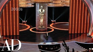 The Best Oscars Stage Decor of All Time | Architectural Digest