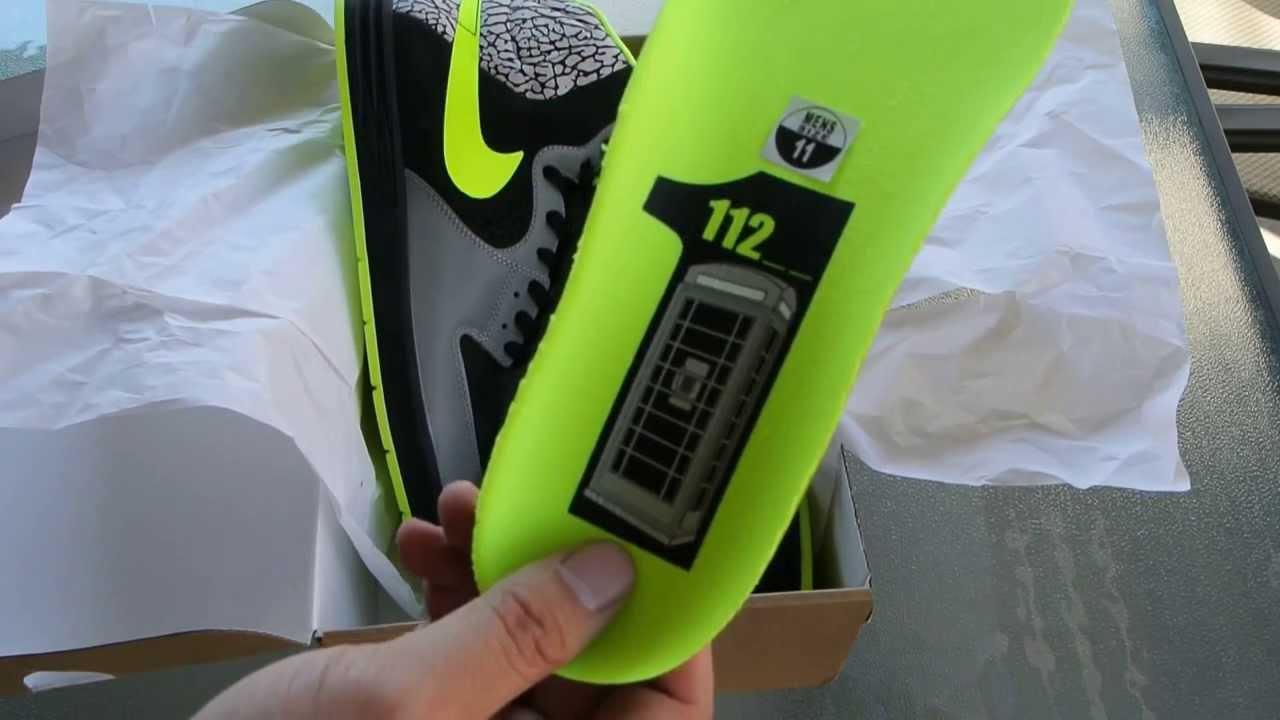 KoF Mailbox  DJ Clark Kent x Nike SB P-Rod 7 High PRM