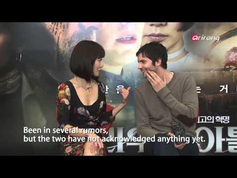 Doona bae and jim sturgess dating