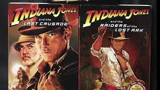 Raiders of The Lost Ark vs The Last Crusade: Indiana Jones Debate