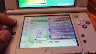 How to get lycanroc dusk shiny on pokemon us um pkhex videos
