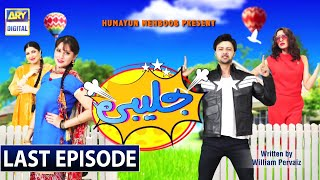 Jalebi Last Episode - 19th December 2020 - ARY Digital Drama
