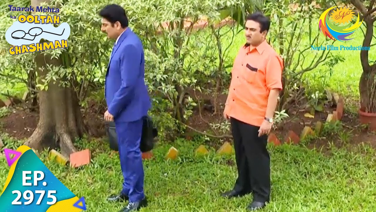 Download Taarak Mehta Ka Ooltah Chashmah - Episode 2976 - Full Episode