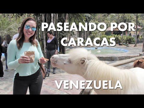 Paseando por Caracas - Venezuela | Tierra de Gracia
