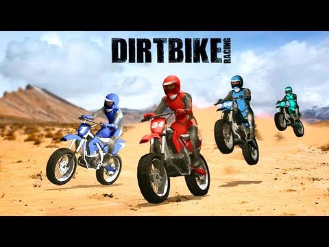 Dirt Bike Racing - Gameplay Android game - dirt bike games