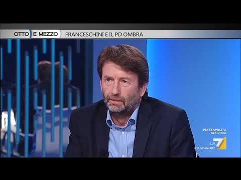 Dario Franceschini: non si esce da un partito perché non si condivide un segretario, lo si sfida
