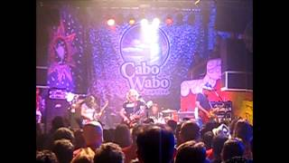"SAMMY HAGAR & THE WABOS ""KNOCKDOWN DRAGOUT"" OCT 13, 2013 ANTHONY CARMASSI"