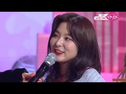 Red Velvet Seulgi 슬기 Did Cute Aegyo/ Being Adorable 레드벨벳