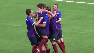 Eccellenza Girone A S.Marco Avenza-Camaiore 1-1 (Palla al centro)