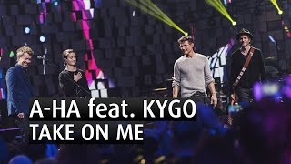 A HA Feat KYGO TAKE ON ME EXCLUSIVE The 2015 Nobel Peace Prize Concert