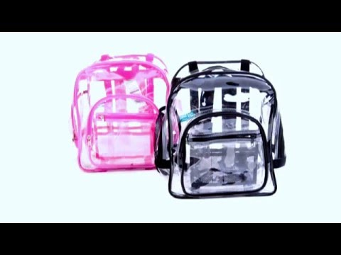 The Clear Bag High Quality Bags And Backpacks