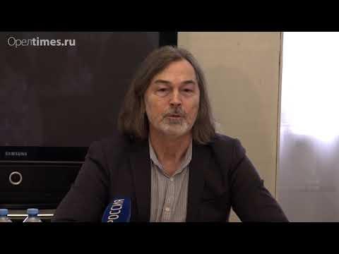 Никас Сафронов в Орле критиковал Малевича и Шагала и обещал что-нибудь реконструировать