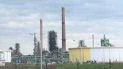 Gonfreville l'Orcher :  le réseau d'eau en question après l'incendie à la raffinerie Total