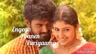 Enna Panni Tholaiche Lyrics Song HD    Vikranth    Muthuku Muthaga   👍👌