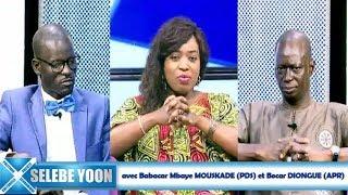 Selebe Yoon du 27 juin 2018  avec Babacar Mbaye MOUSKADE (PDS) et Bocar DIONGUE (APR)
