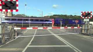 Exeter Level Crossing HD