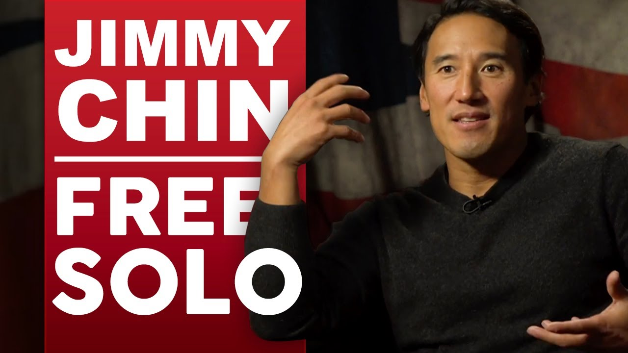 288d4def9 JIMMY CHIN - FREE SOLO - Part 1/2 | London Real