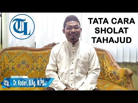 Tata Cara Sholat Tahajud Dan Waktu Sholat Tahajud   Tribun Lampung News Video