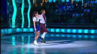 ледниковый период Ванагас и Медвелева ирландский танец