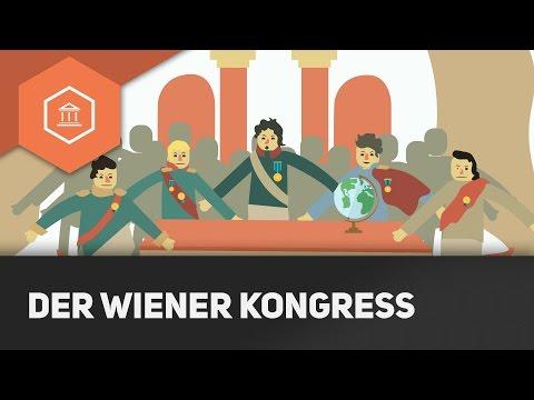 Wiener Kongress 1815 - Ziele, Napoleon und die deutsche Märzrevolution