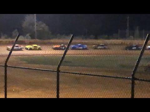 """10/12/19 """"B"""" Thunder Bomber Harris Speedway"""