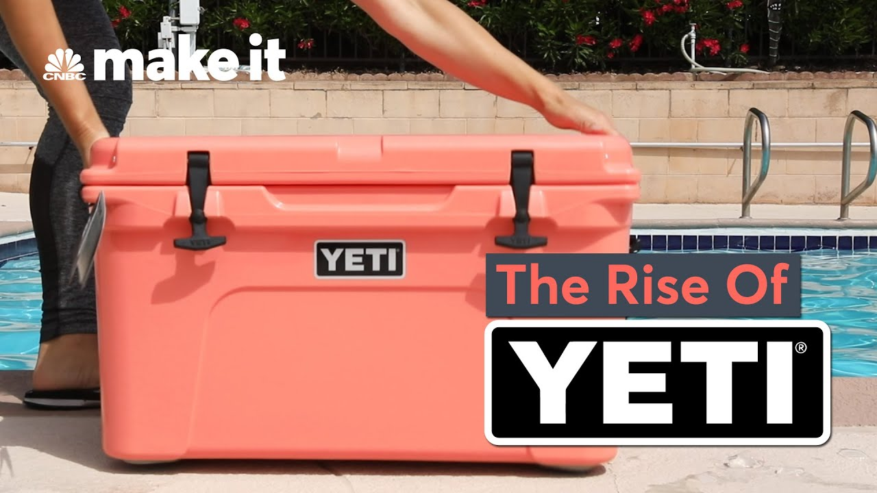 How Yeti Became A Billion Dollar Business