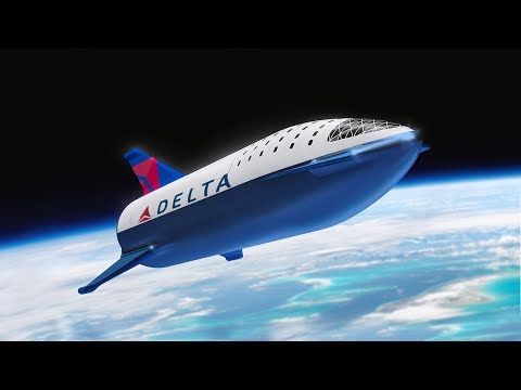 Could SpaceX's BFR replace traditional airliners?