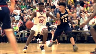 Zion Williamson 51 Points In HS STATE CHAMPIONSHIP!!! FULL GAME