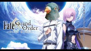 [LIVE] 【FGO】マイクを買ってパワーアップした鳥の周回 アタランテアキレウス縛り