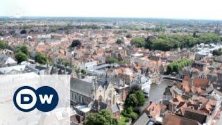 جولة في مدينة بروج البلجيكية | يوروماكس  13-5-2015