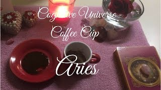 Aries Coffee Cup Intuitive Reading for the week of May 22, 2017 by Cognitive Universe