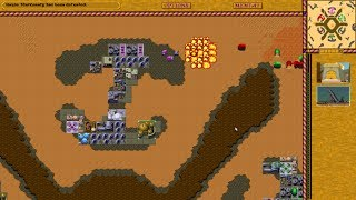 Dune 2 HD Remake (Legacy Project) Tour & Skirmish