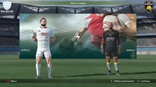 RACING 92 - LA ROCHELLE : Rugby 18