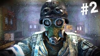 Metro Last Light Faction Pack DLC Gameplay Walkthrough Part 2 - Sniper Team