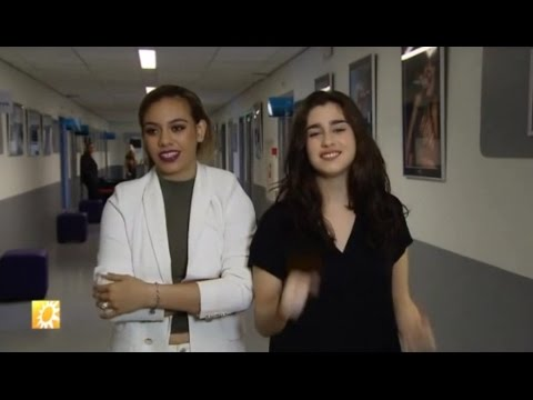 FIFTH HARMONY | INTERVIEW WITH DINAH AND LAUREN [RTL Boulevard]