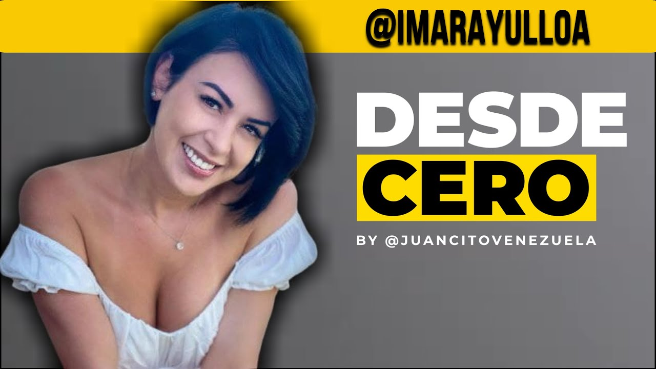 "IMARAY ULLOA ""Estoy viva de Milagro"" en #DesdeCero | 4ta TEMPORADA | Cap.46"