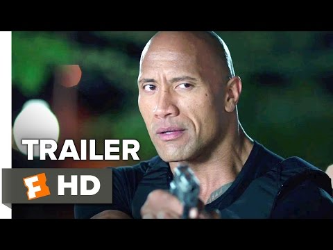Central Intelligence Official Trailer #1 (2016) - Kevin Hart