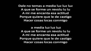 Magnate & Valentino Ft Lui-G 21 Plus - A Media Luz (Letra) ✓