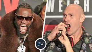 Deontay Wilder vs. Tyson Fury II • THE GRAND ARRIVALS • Las Vegas MGM