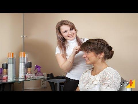 Clique e veja o vídeo Como Fazer Penteados - Penteados - Cursos CPT