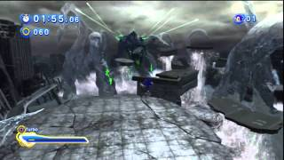 Sonic Generations - BOSS : Perfect Chaos